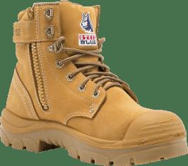 Argyle® Zip: Nitrile / Bump Cap - Wheat
