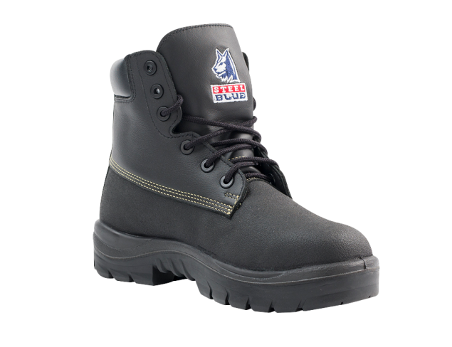 9c43068c397 Chemical Resistant Boots With Nitrile Outsole from Steel Blue