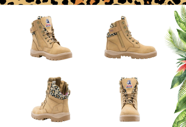Jungle Boot 4 boots