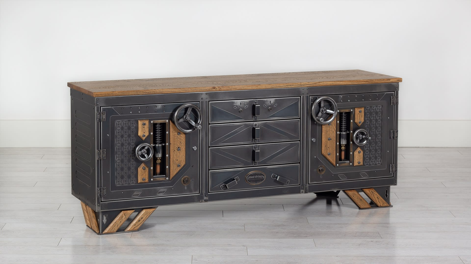 The Steampunk Sideboard 001