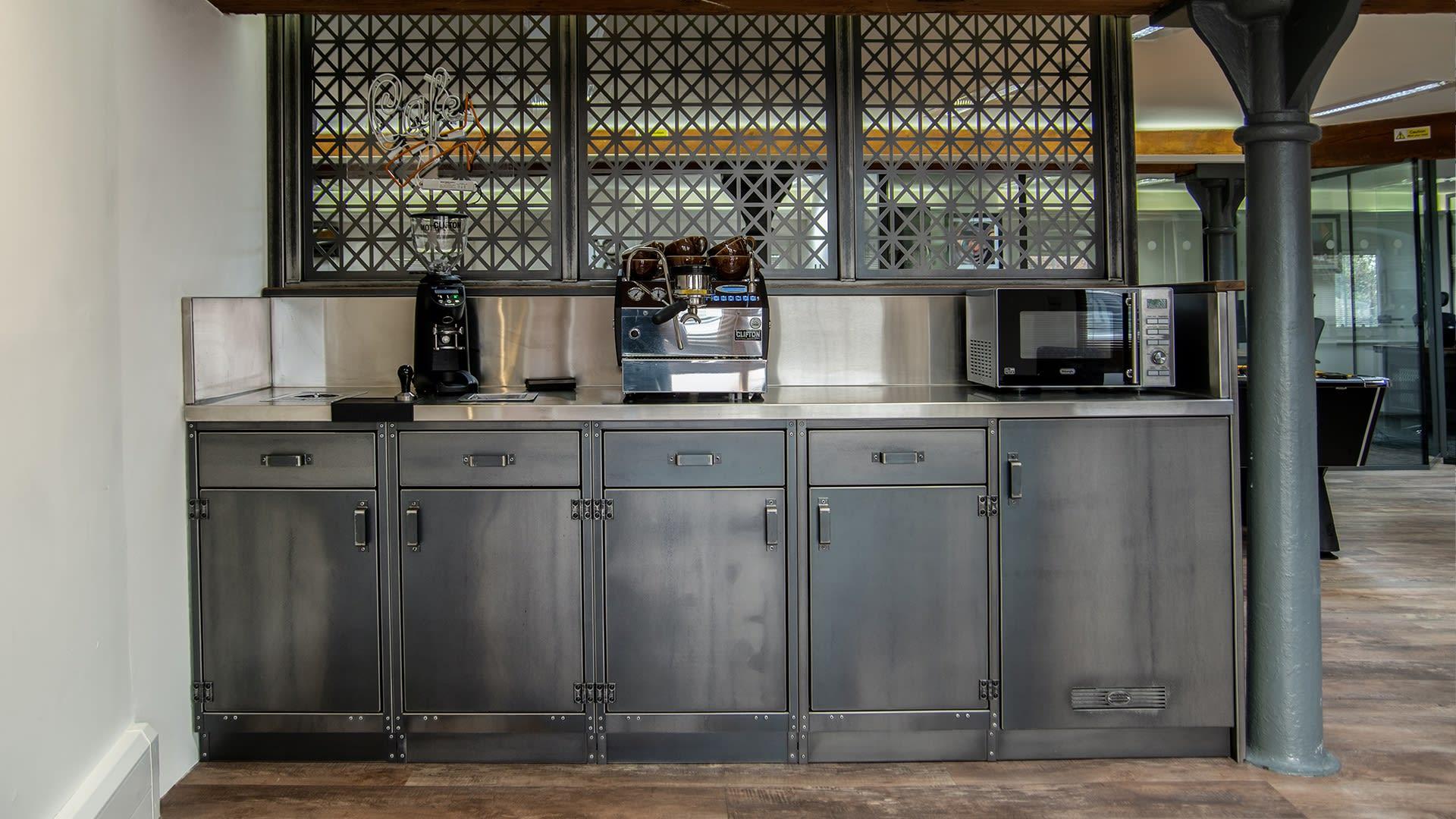 SV workshop kitchen