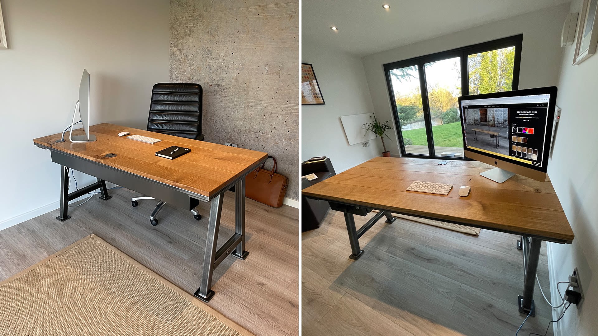 Architects desk testimonial