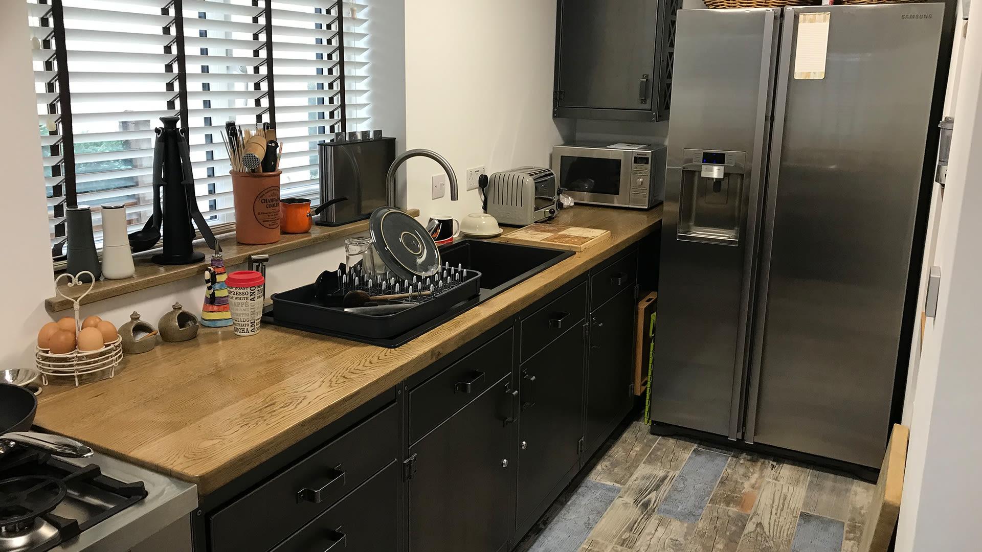 Steel Vintage - Industrial kitchens