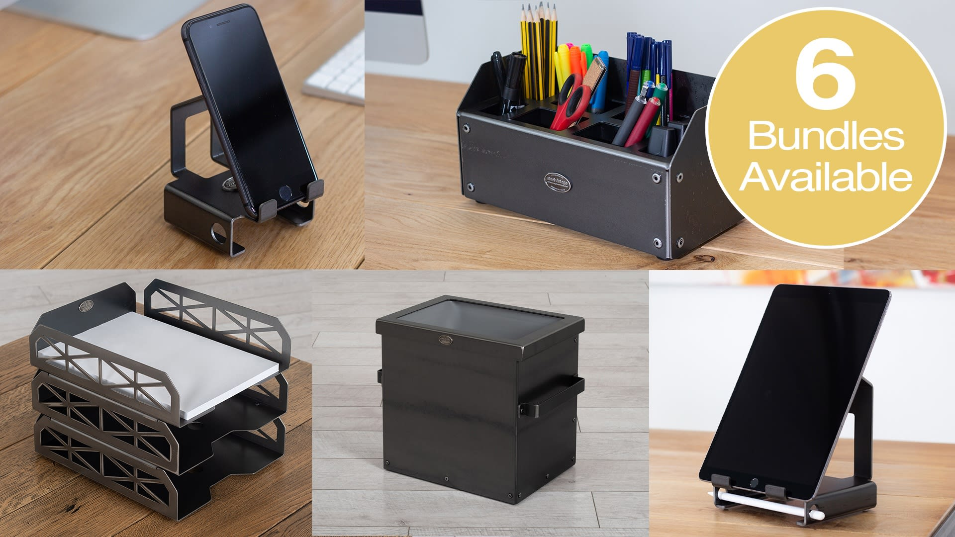 SV desk accessories bundle
