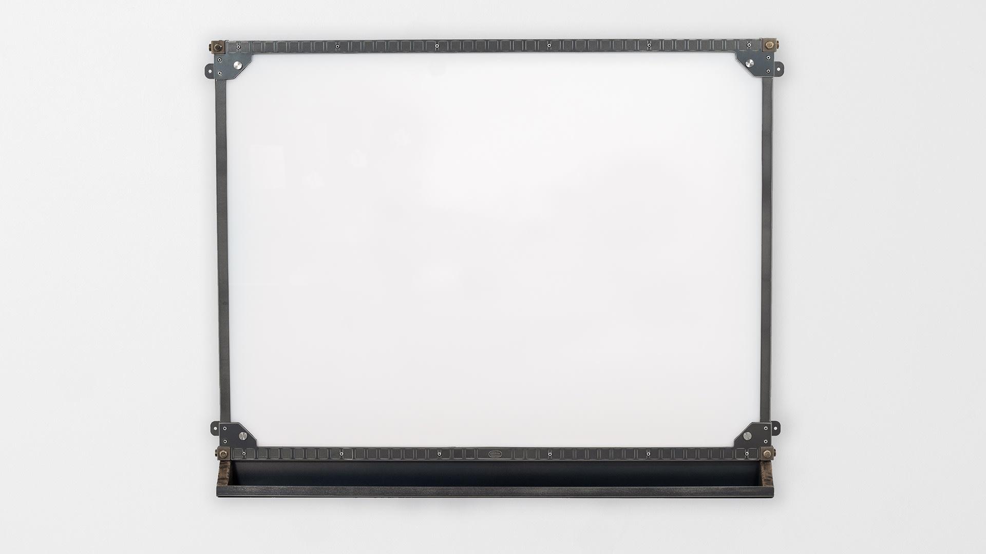 SV Brunel white/glass board