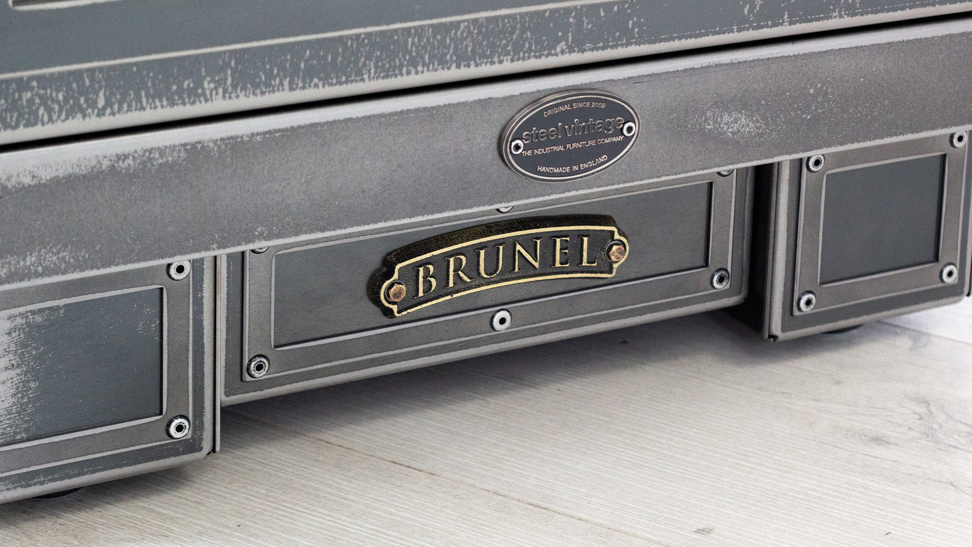 Our Brunel range of office accessories is growing rapidly. From organising to supporting and tidying to hiding we have it covered. Built to last a lifetime.