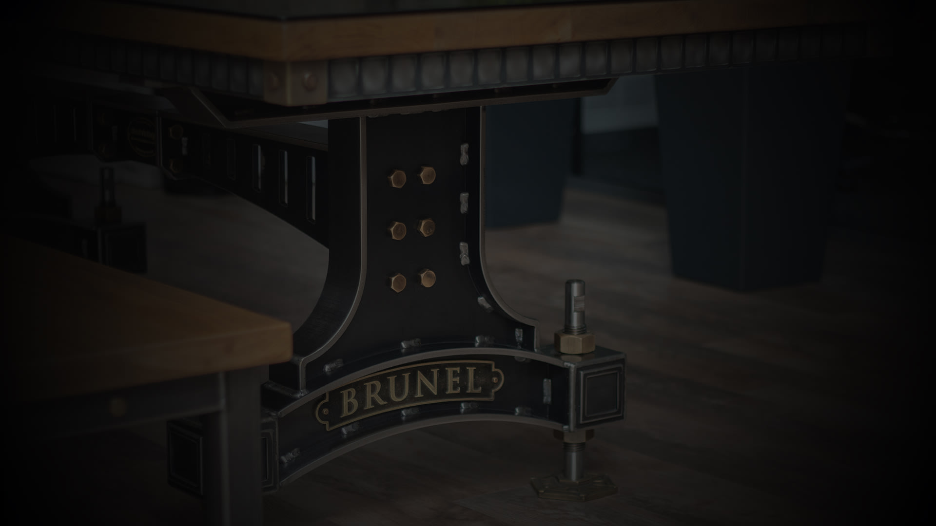 SV Brunel Table Darkened