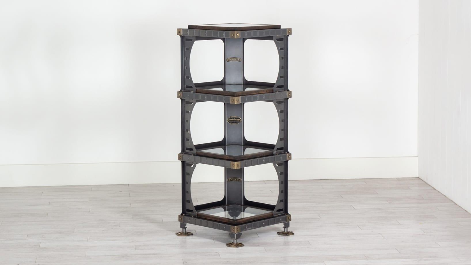 Steel Vintage Brunel Display Stand