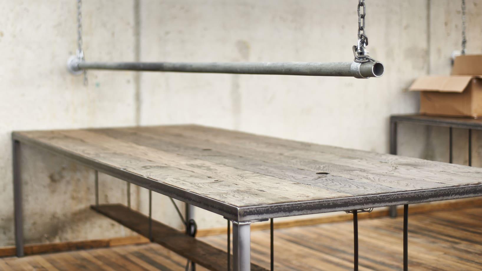 Amigo Loans | Workshop Industrial Office Desks