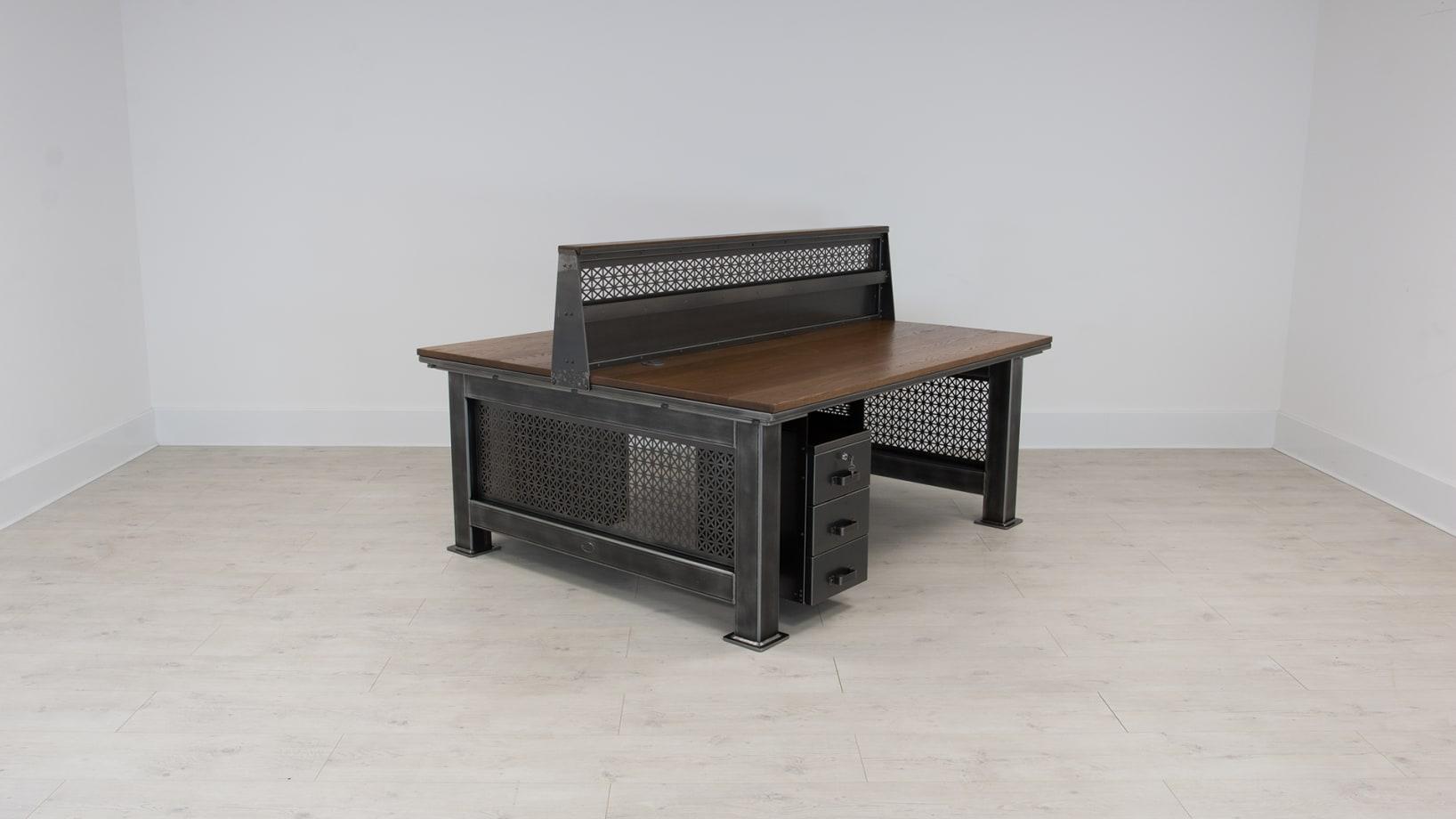 Sv Grand Artisan 2 Person Desk