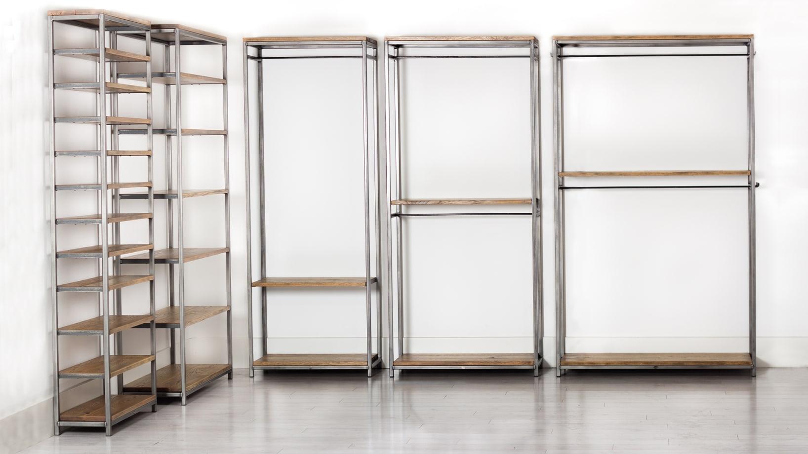 SV Warehouse Wardrobe