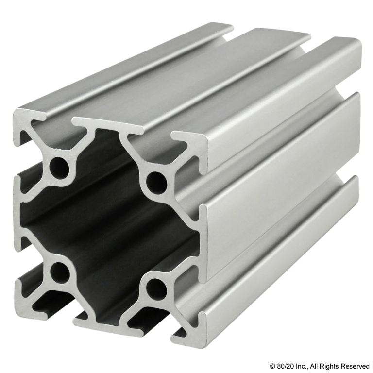 Metric T-Slotted Profiles