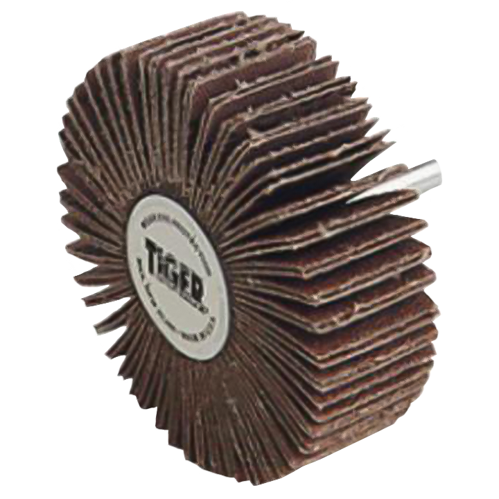 Coated Abrasive Flap Wheel Sets