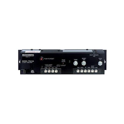 Intercom & Paging Amplifiers