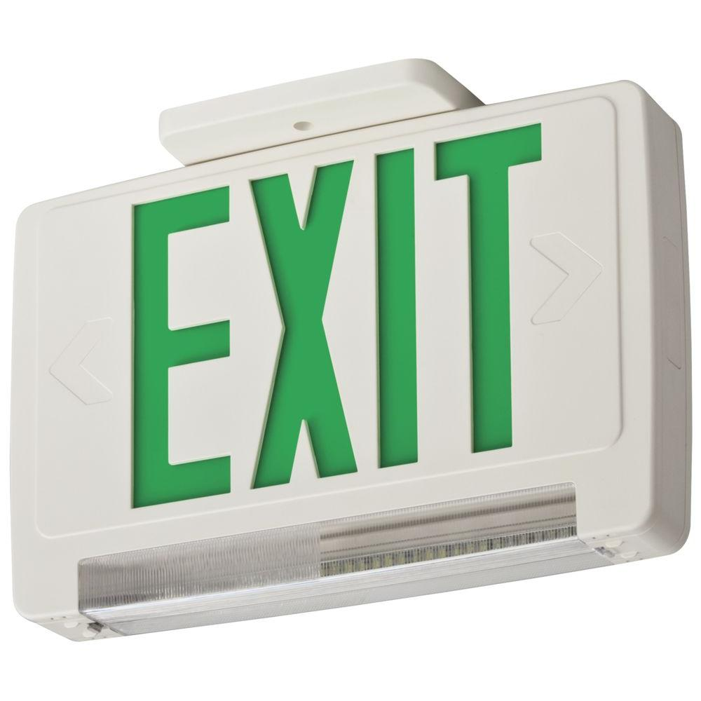 Exit & Entry Signs