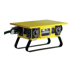 Temporary Power Distribution Boxes/Carts