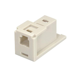 Copper & Fiber Outlet Adapters