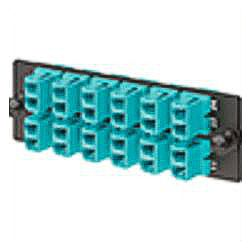 Fiber Optic Patch Panels - Loaded