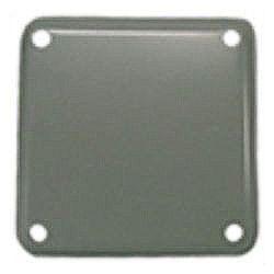 Meter Hub Closure Plates