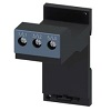Relay & Timer Mounting Strips-Rails