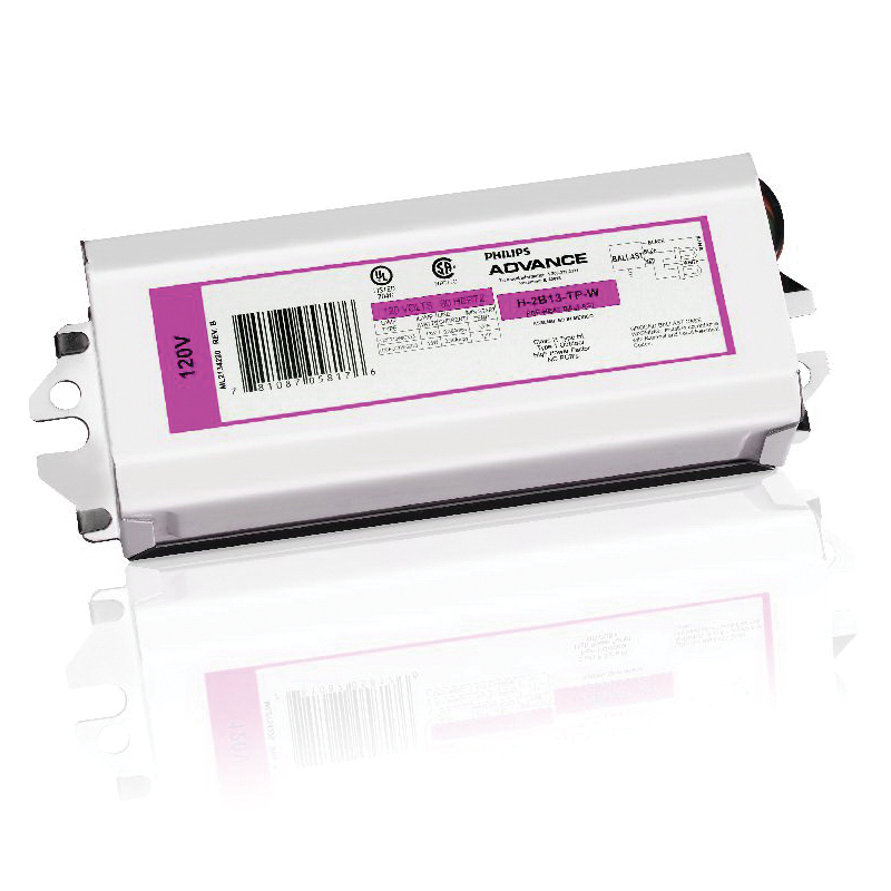 Magnetic Compact Fluorescent Ballasts