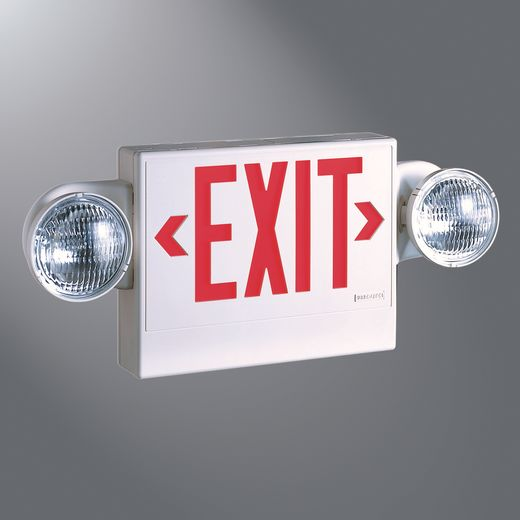 Combo Lighting Unit & Exits