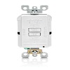 Blank Face AFCI Receptacles