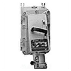Explosionproof Receptacle With Breaker