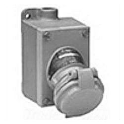Explosionproof Receptacle-Box Assemblies
