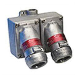 Explosionproof Straight Blade Receptacle