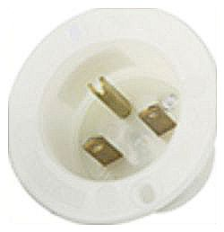 Straight Blade Flanged Inlets & Outlets