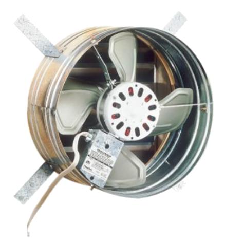 Attic Exhaust Ventilators