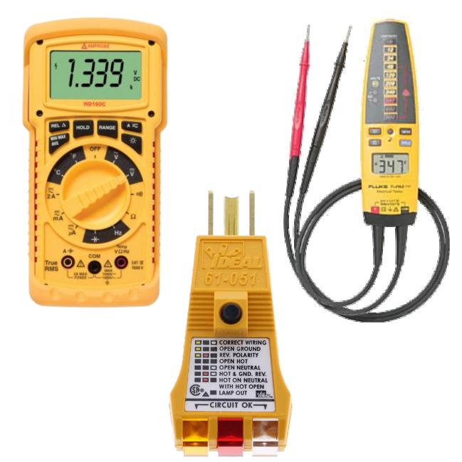 Electrical Measuring & Testing Equipment