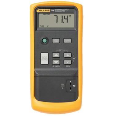 Temperature Calibrator or Simulator