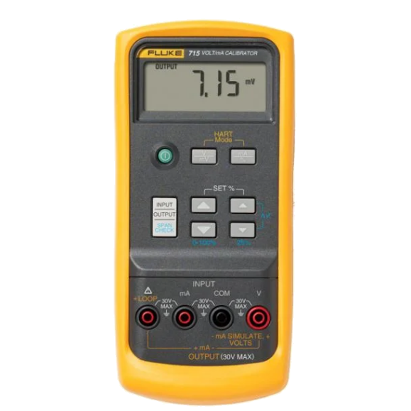 Voltage & Current Meter Calibrator