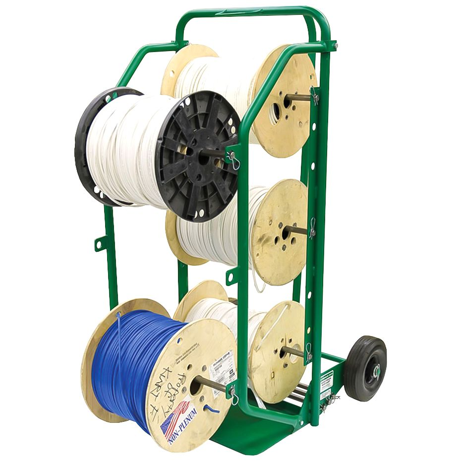 Wire Spool Caddy