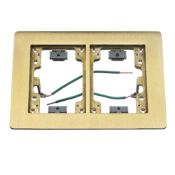 Floor Box Flanges