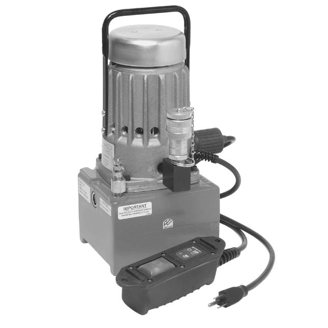 Hydraulic Pressure Pumps