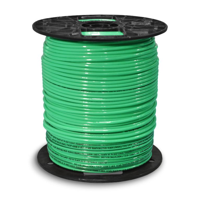 THHN_10awg_500ft_Green