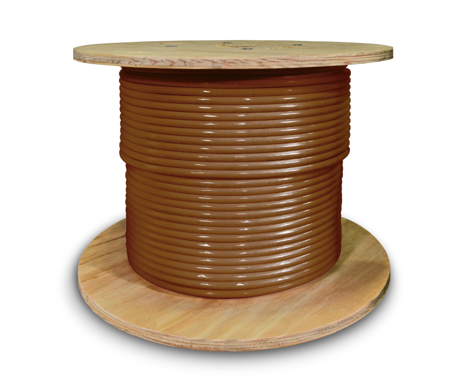THHN_1awg_500ft_brown