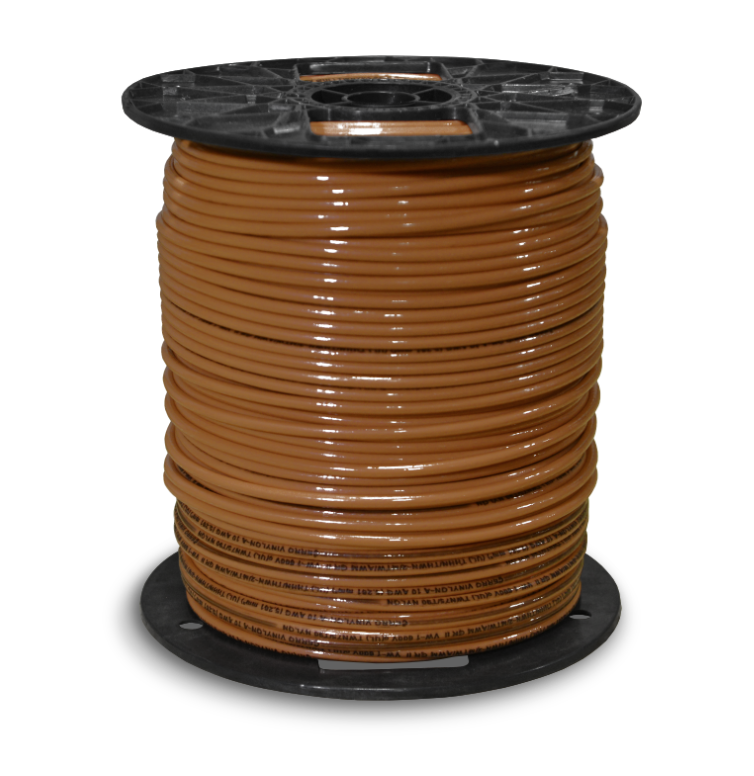 THHN_10awg_500ft_Brown