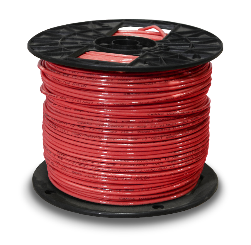 THHN_12awg_500ft_Red