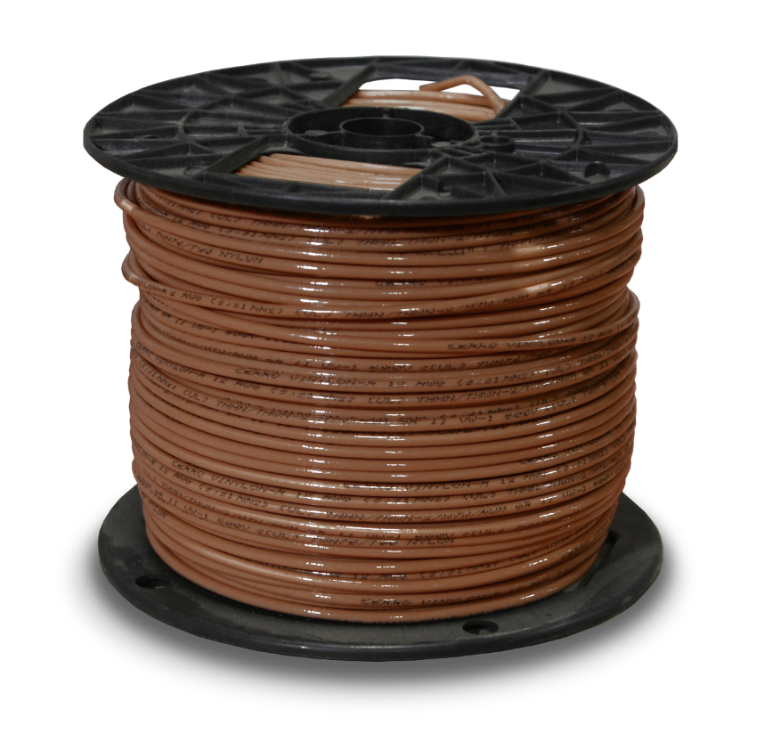 THHN_12awg_500ft_Brown