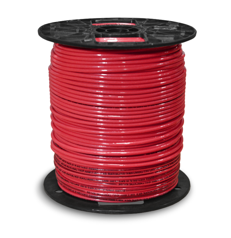 THHN_10awg_500ft_Red
