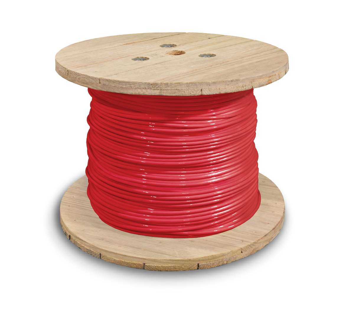 THHN_1awg_2500ft_Red