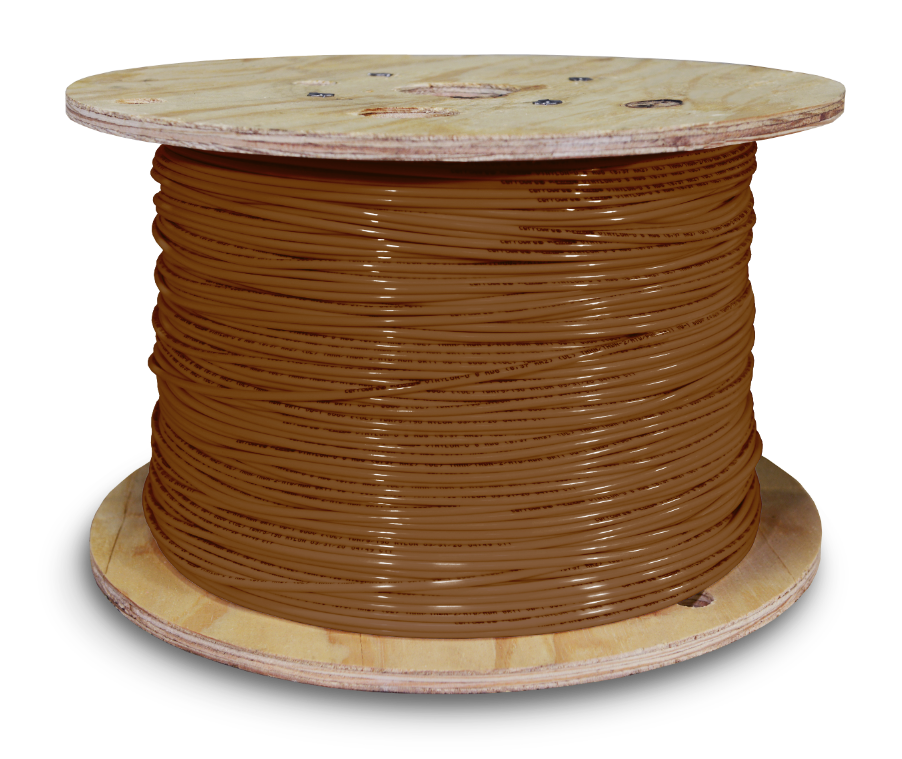 THHN_8awg_2500ft_Brown