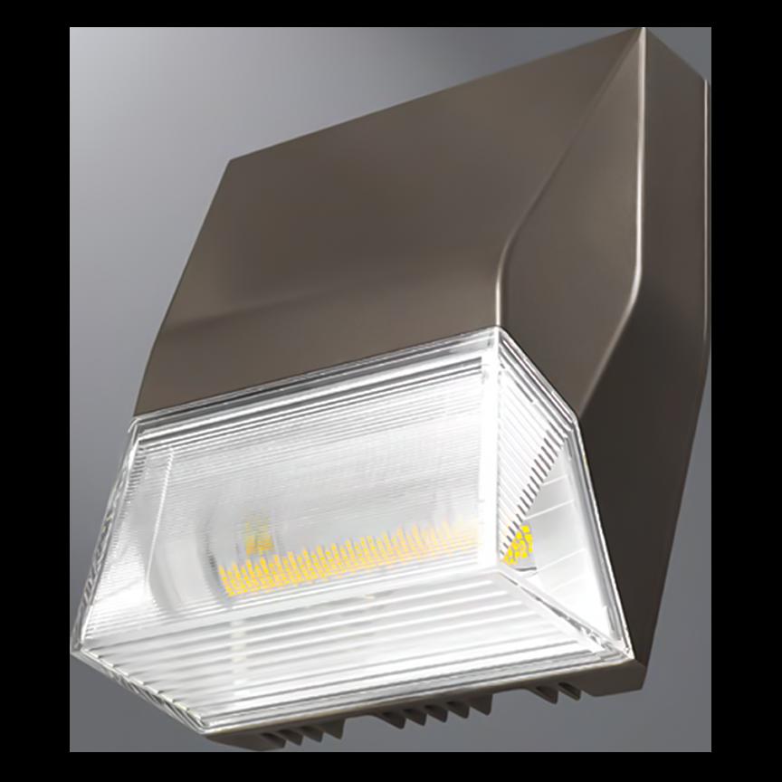 Lumark AXCS1A Wallpack LED Lamp 14W, 4000K