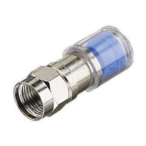 Ideal® 89-045 TLC™ Type F Compression Connector, RG-6 Cable