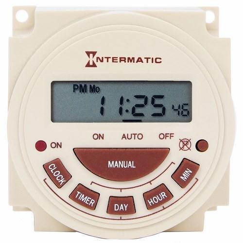 Electrical Intermatic PB313EK Timer Electronic 24Hr 120V AC ...