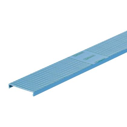 Panduit® Panduct® C1 5IB6 Type C Duct Cover, 6 ft L x 1 89 in W x 0 35 in  H, PVC, Blue